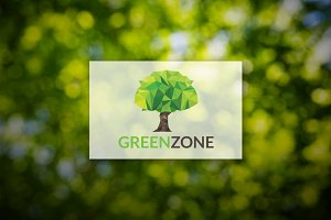 [68% off] Green Zone Logo
