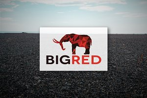 [68% off] Big Red Elephant Logo