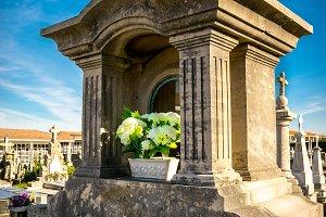 Cemetery #08