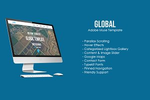 Global Muse Template