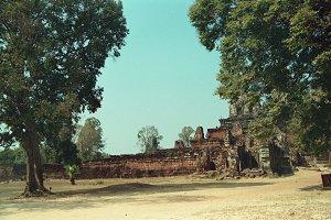Angkor Wat. Cambodia