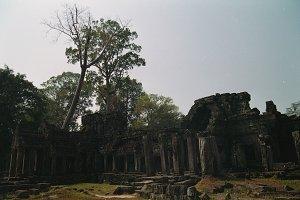 Ankgor Wat. Cambodia