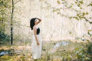 Woodland Solitude