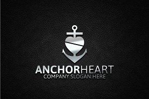Anchor Heart Logo