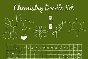 Chemistry Doodle Set
