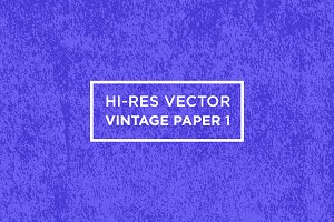 Hi-Res Vector Vintage Paper 1
