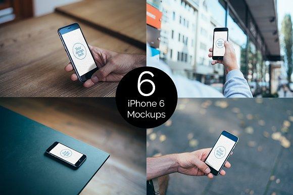 Download iPhone6 Mockups vol.2