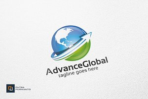 Advance Global / Globe - Logo