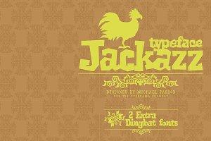 Jackazz typeface