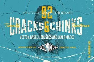 20 Cracks & Chinks Textures - VES02