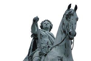 Frederick V's Equestrian Statue