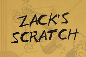 Zack's Scratch