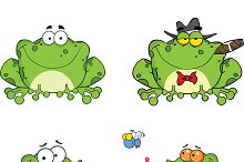 Happy Frogs Collection - 2
