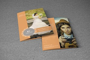 Wedding Photography Brochure-V342