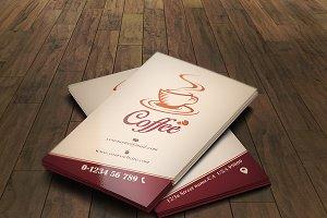 Creative Coffee Business Card 02