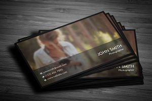 Photographer Business Card 02