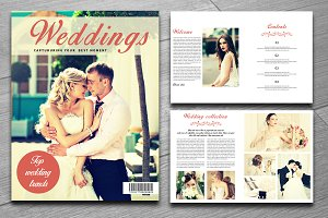 Wedding Photography Magazine-V344