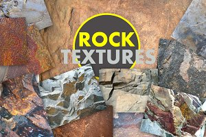 15+ Rock Textures