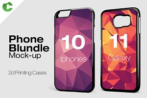 Phone Bundle - 2d Printing Cases
