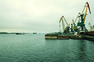 Harbor terminal