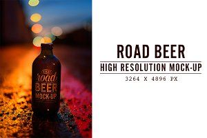 Road-beer mock-up