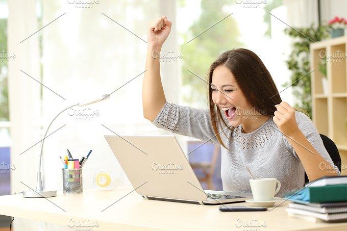 Euphoric winner winning at home.jpg - Technology