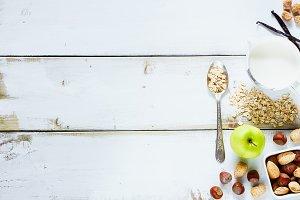 Breakfast with oats