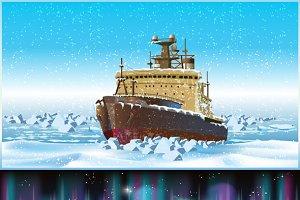 Icebreaker mini Set