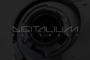 Digitalium Future Web Font