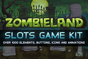 Zombie slots game KIT