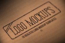 Logo Mockup Bundle