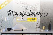 Manufacturer's Mock-up Toolkit