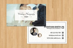Photographer Business Card-V03