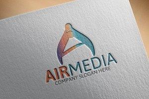 Letter A Logo -40%off