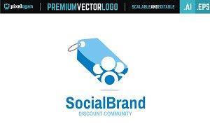 Sosial Brand Logo