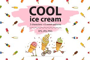 Cool Ice Cream