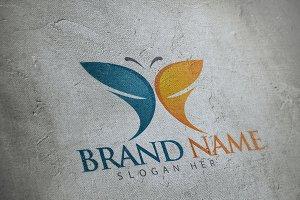 Butterfly Logo 2
