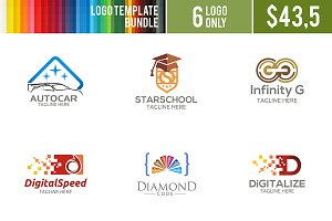 Logo Templates Bundle #18