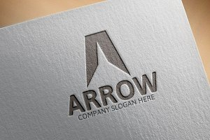 Arrow Logo -40%off