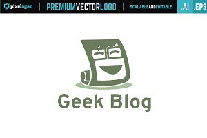 Geek Blog Logo