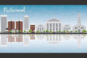 Richmond (Virginia) Skyline