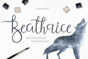 Beathrice Font