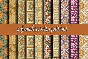 11 Retro Patterns