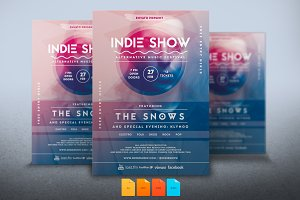 Flyer Indie Show