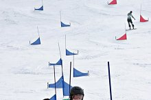 Skiing  competition