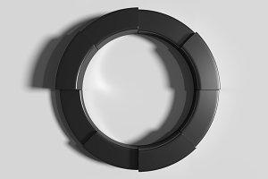 Black diagram