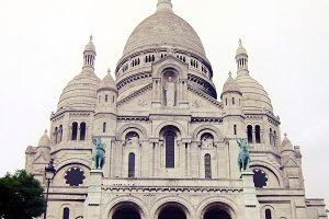 Basilique du Sacré Cœur, Paris
