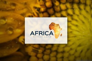 [68% off] African Map - Logo Design