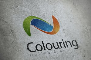 Colouring Logo