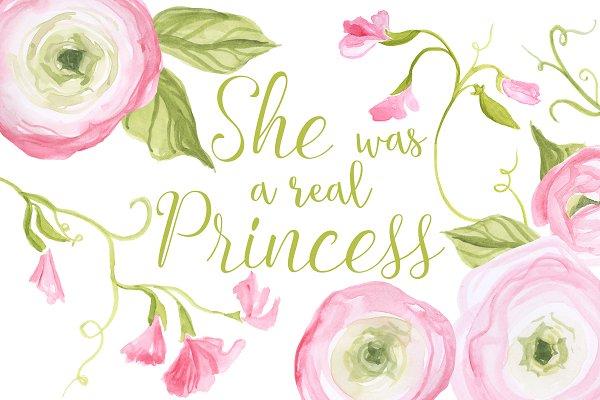 She Was A Real Princess